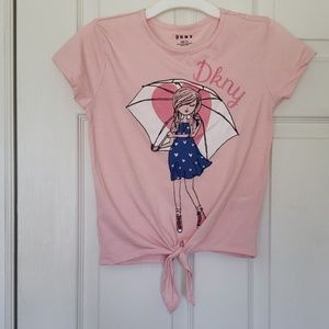 M Girl's/ Pink/ Top